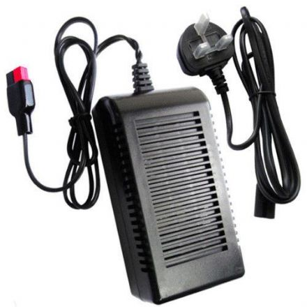 12V Intelligent battery charger